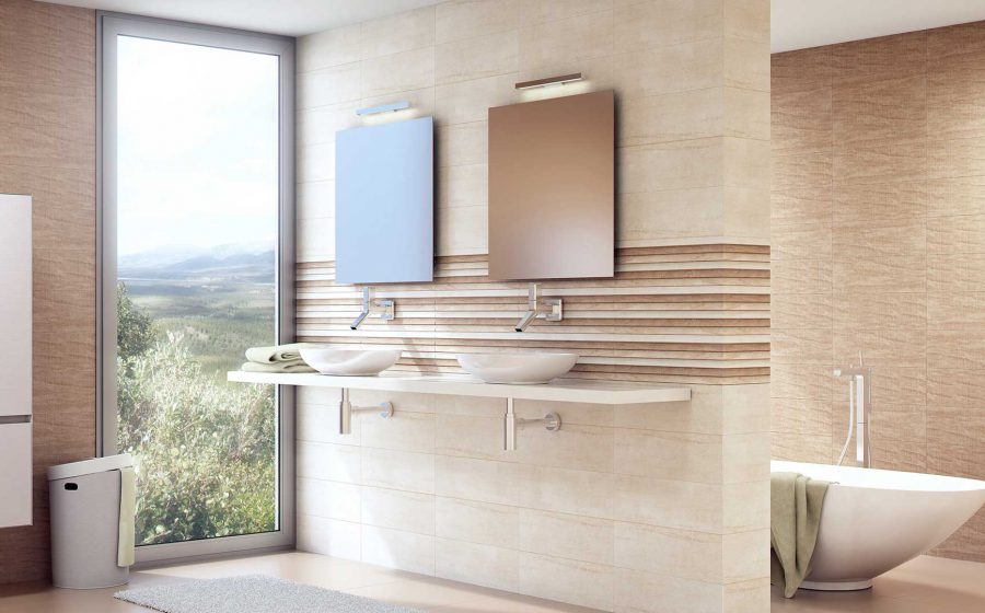 Reforma para baño 3D
